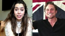 Cristin Milioti and Billy Magnussen are