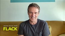 Stephen Moyer on directing wife Anna Paquin in 'Flack' Video