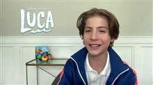 Jacob Tremblay on his roles in 'Luca' and 'The Little Mermaid' Video
