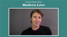 Garrett Hedlund on playing a soldier in 'Modern Love' Video
