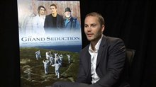 Taylor Kitsch (The Grand Seduction) Video