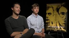 Jack Huston & Dane DeHaan (Kill Your Darlings) Video