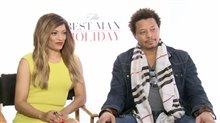 Melissa De Sousa & Terrence Howard (The Best Man Holiday) Video