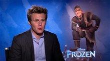 Jonathan Groff (Frozen) Video