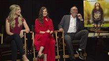 Kelly Fremon Craig, Hailee Steinfeld & James L. Brooks Interview