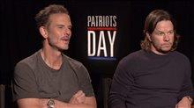 Peter Berg & Mark Wahlberg Interview