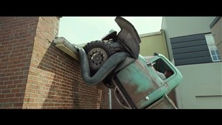 "Monster Trucks Movie Clip - ""Driving on the Roof"" video"