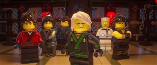 The LEGO NINJAGO Movie Movie Trailer