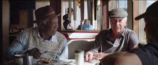 "Going in Style Movie Clip - ""Always Have Your Pie"" video"