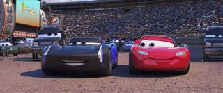 "Cars 3 Movie Clip - ""Meet Jackson Storm"" video"
