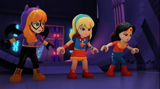 LEGO DC Super Hero Girls: Brain Drain Movie Trailer