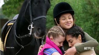Free Rein (Netflix) Movie Trailer