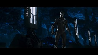 "Black Panther Movie Clip - ""Hyperloop Fight"" video"