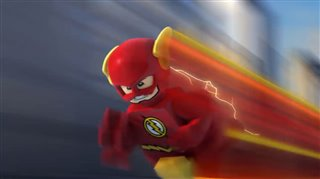 LEGO DC Comics Super Heroes: The Flash Movie Trailer