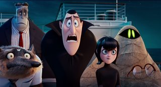 Hotel Transylvania 3: Summer Vacation 3D Movie Trailer