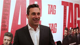 'Tag' - Toronto Red Carpet Premiere video