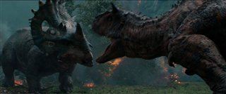 "'Jurassic World: Fallen Kingdom' Featurette - ""More Dinosaurs Than Ever"" video"
