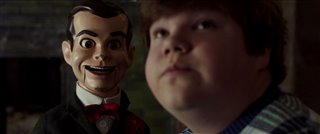 Goosebumps 2: Haunted Halloween Movie Trailer