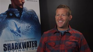 Andy Brandy Casagrande IV talks 'Sharkwater Extinction' video