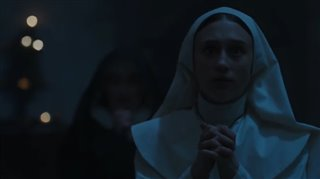"'The Nun' Movie Clip - ""Don't Stop Praying"" video"