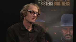 Patrick deWitt talks 'The Sisters Brothers' video