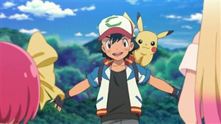 Pokémon the Movie: The Power of Us Movie Trailer