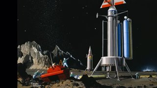 Chesley Bonestell: A Brush with the Future Thumbnail