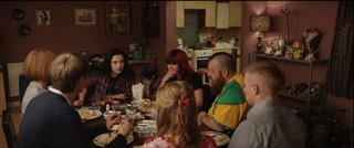 "'Fighting With My Family' Movie Clip - ""Dinner Party"" video"