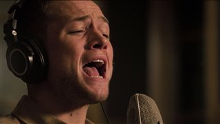 "'Rocketman' Featurette - ""Taron Sings"" video"
