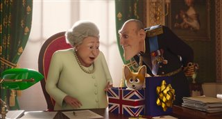 The Queen's Corgi Movie Trailer
