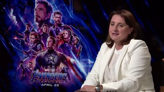 Executive Producer Victoria Alonso talks 'Avengers: Endgame' video