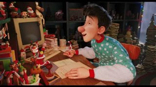 Arthur Christmas Movie Trailer