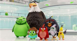 The Angry Birds Movie 2 Movie Trailer