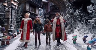 The Christmas Chronicles 2 (Netflix) Movie Trailer