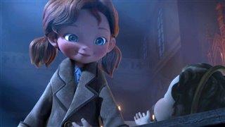 Angela's Christmas (Netflix) Movie Trailer