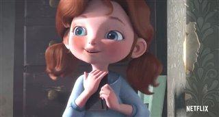 Angela's Christmas Wish (Netflix) Movie Trailer