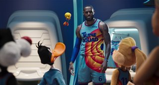 Space Jam: A New Legacy Movie Trailer