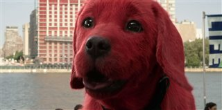 Clifford the Big Red Dog Movie Trailer