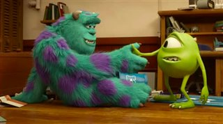 Monsters University Movie Trailer