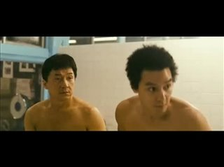 Jackie Chan in Shinjuku Incident (San suk si gin)