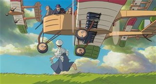 The Wind Rises (Dubbed) Movie Trailer