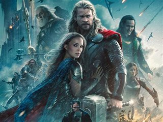 Thor: The Dark World movie preview video