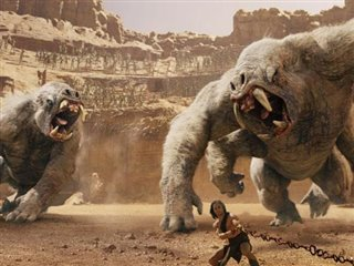 John Carter movie preview video