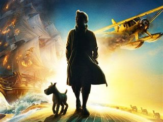The Adventures of Tintin movie preview video