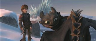 How to Train Your Dragon 2 Movie Trailer
