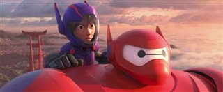 Big Hero 6 Movie Trailer