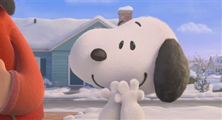 The Peanuts Movie Movie Trailer