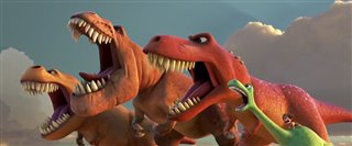 The Good Dinosaur Movie Trailer