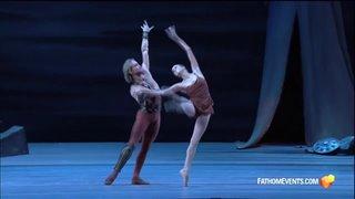 Bolshoi Ballet: Spartacus Thumbnail