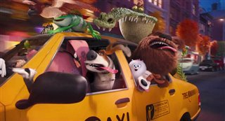 The Secret Life of Pets Movie Trailer